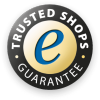 Our online shop has been tested by Trusted-Shop