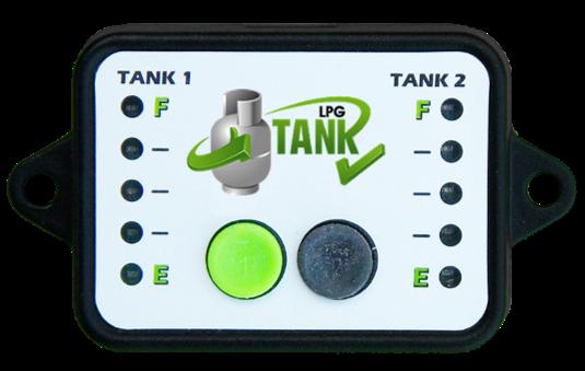 2-Tank-Anzeige