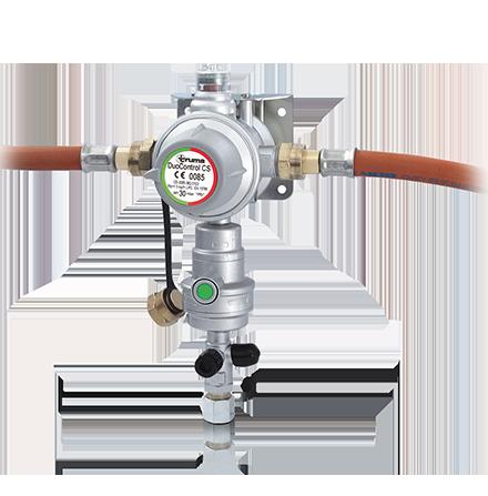 DuoControl CS Gasdruckregler